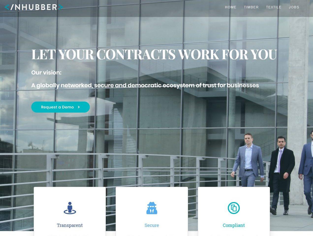 inhubber startup